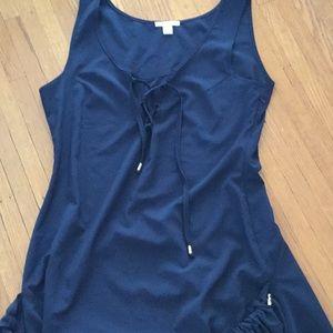 Dolce Vita Dresses - Dolce Vita indigo sleeveless dress medium
